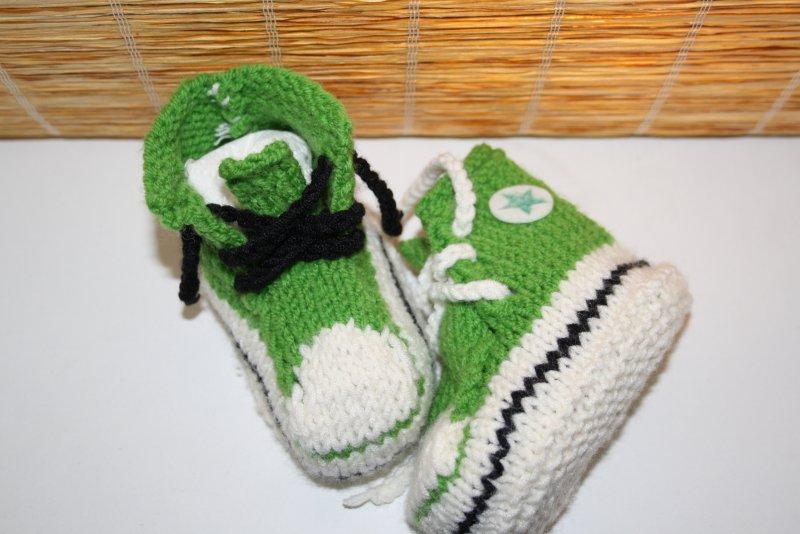 Baby Chucks Shoes