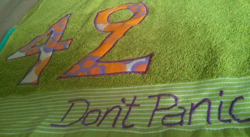 Don\'t Panic 5